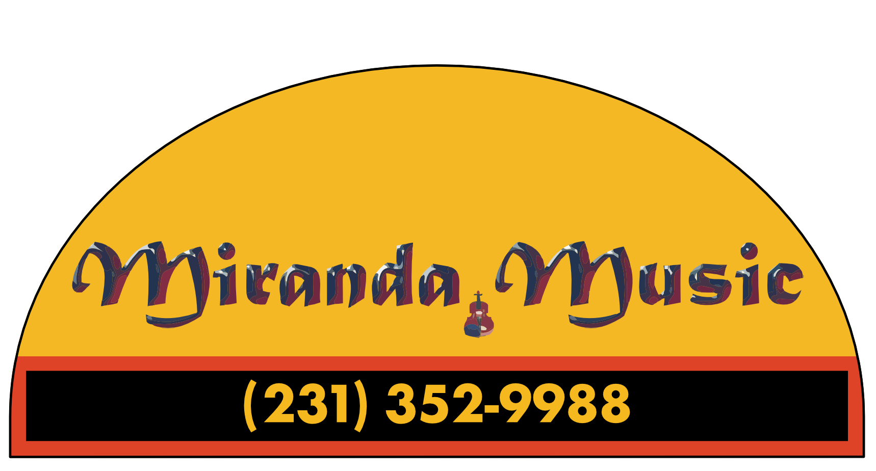 Miranda Music Logo