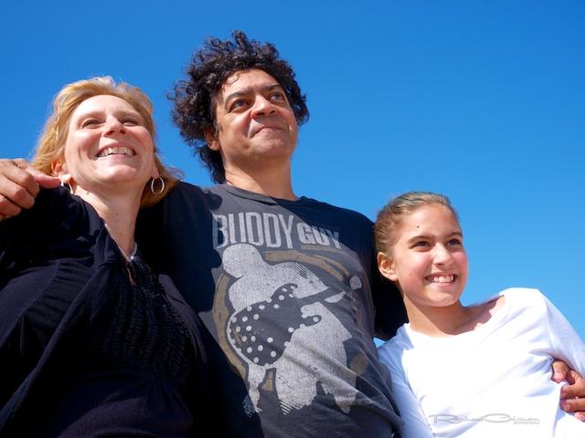 Guzman-Shrake Family